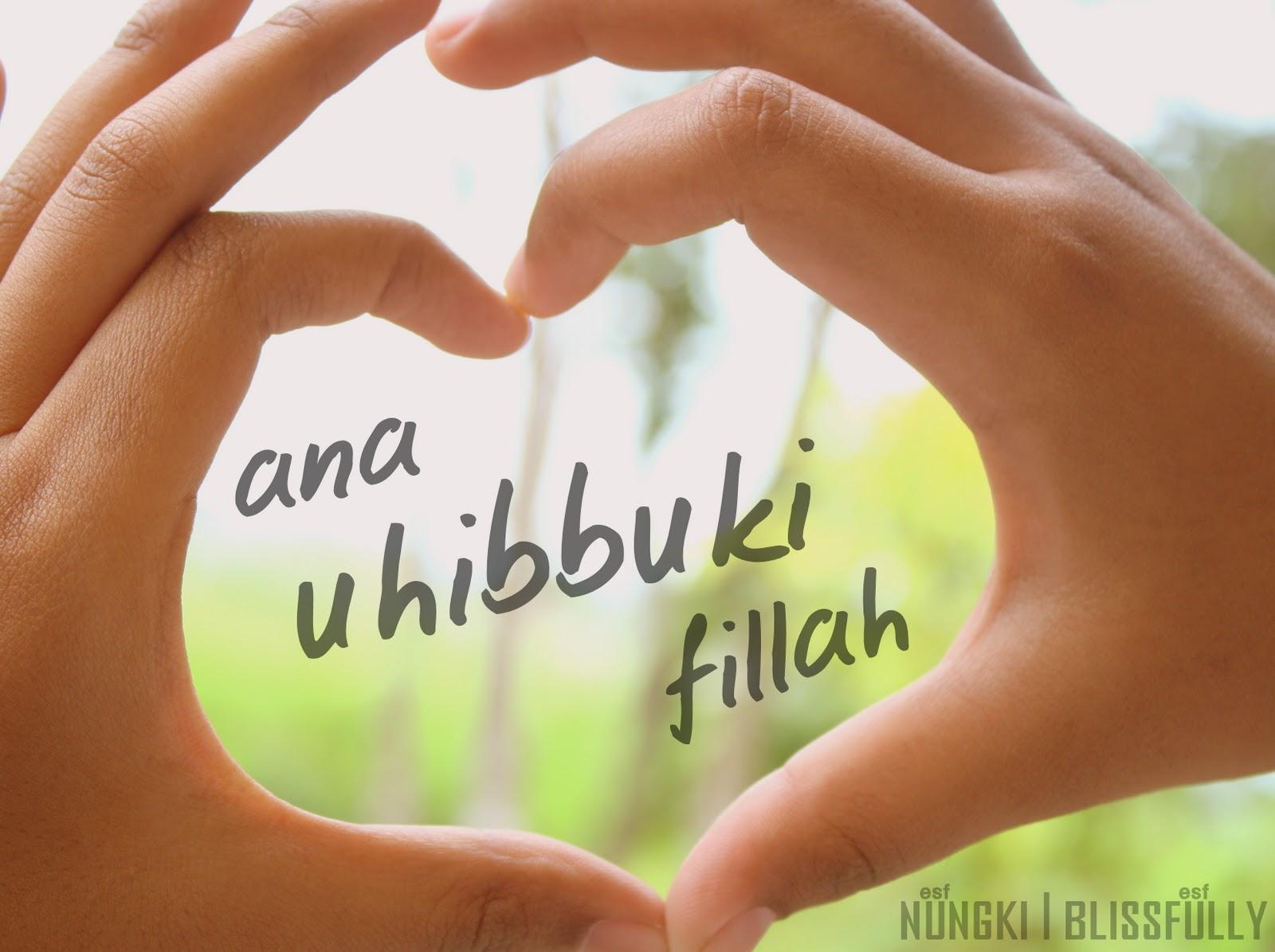 Jalan Salafush Shaleh Aku Cinta Kamu